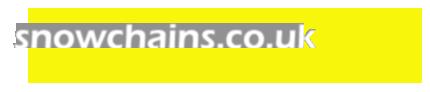 snowchains logo